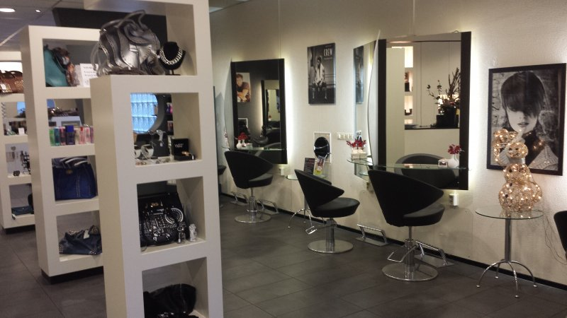 Kerst sfeer hair more hair more for Kappers interieur